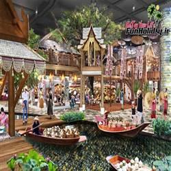 آیکونسیام بزرگ ترین جاذبه جدید بانکوک
