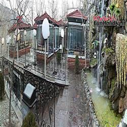 رستوران باغ بهشت (فشم)