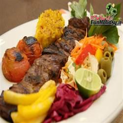 رستوران حاج رضا