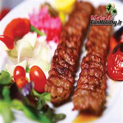 رستوران چلوکبابی خرم