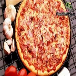 فست فود پیتزا ناربن (شهرآرا)
