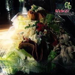 رستوران پومودور (راه چوبی)