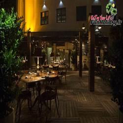 رستوران آلپای