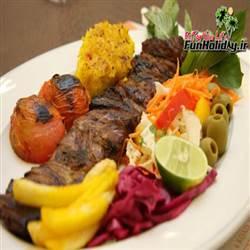 رستوران چلو کباب سلطانی