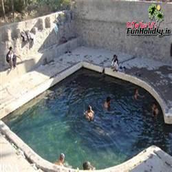 چشمه آبگرم تنهک