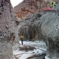 آبشار نمکی مهران