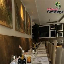 رستوران بونو (ظفر)