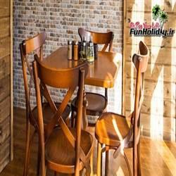 رستوران نوای غذای پاک
