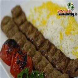رستوران کبابی دنج