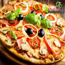 فست فود پیتزا پیتزا