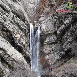 آبشار بابا روزبهان