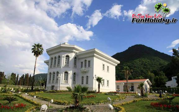 با تور مجازی از موزه عاج رامسر بازدید کنید