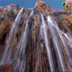 آبشاركوهمره سرخی