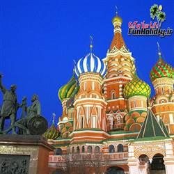 هتل های روسیه