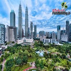 هتل های کوالالامپور