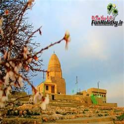 آرامگاه منسوب به حضرت اویس القرنی