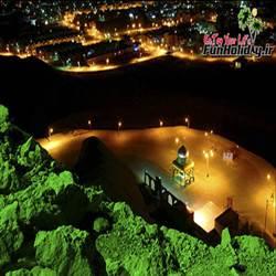 كوه و مسجد خضر