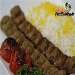 رستوران بناب الینا