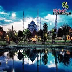 تور ترکیبی استانبول و آنتالیا
