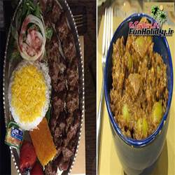 رستوران هیوا