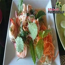 رستوران بامبو سبز