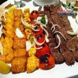 رستوران کباب سرای امین