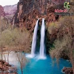 آبشار گنج بنار