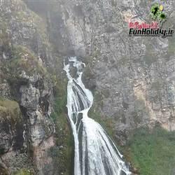 آبشار عروس در پرو
