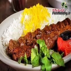 رستوران چلو کباب تهران ونک