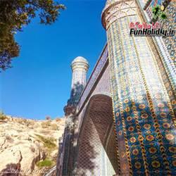 آرامگاه یار محمد خان سردار مفخم شادلو