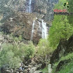 آبشار برنجه