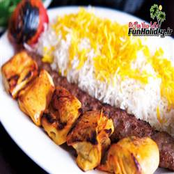 رستوران کبابخانه دنج