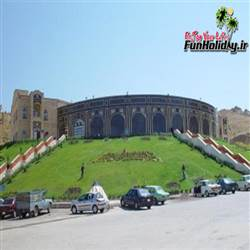 آبگرم بستان آباد