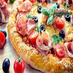 فست فود پیتزا روز