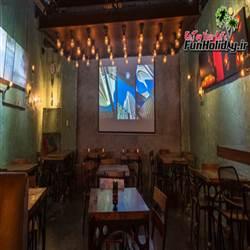 رستوران جوگریل فود (زعفرانیه)