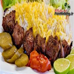 رستوران چلوکباب سهروردی