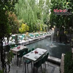 رستوران استخر ونک