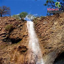 آبشار دو قلوی شولخه