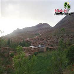 منطقه گلول و سرانی شهرستان شیروان