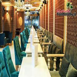 رستوران فراهان لاکچری