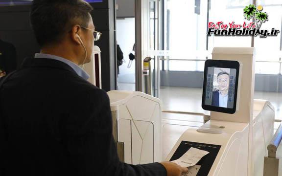 تشخیص چهره بیومتریک در فرودگاه شانگهای اجرایی شد