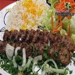 رستوران کبابی گلچین