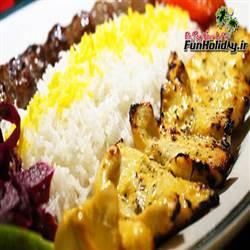 رستوران های ایرانشهر