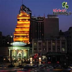 هتل بین المللی قصر الماس مشهد