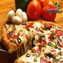 فست فود پیتزا آریا