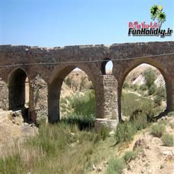 پل تاریخی باقرآباد محلات