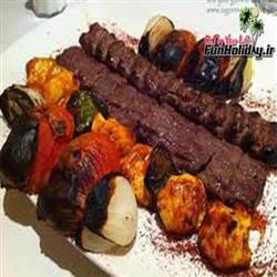 رستوران های محمد شهر