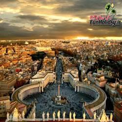 هتل های رم