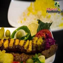 رستوران چلوکباب شرق