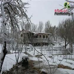 پارک جنگلی مرخونی